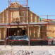 "Curlew Cottage timber frame takes shape<br/><a href=""gallery/about-us/46/add/#comments"">Add comment</a>"